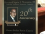 Pastor Newsome's 20th Anniversary Banquet